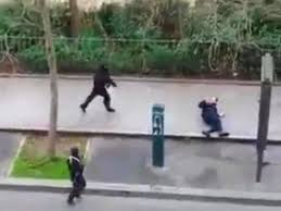assassinio poliziotto parigi