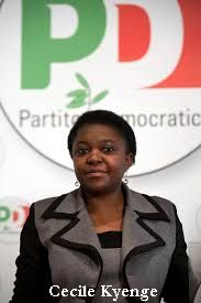 Cecile Kyenge-ins