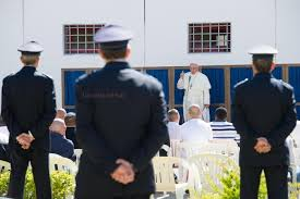 Papa Francesco visita in Calabria
